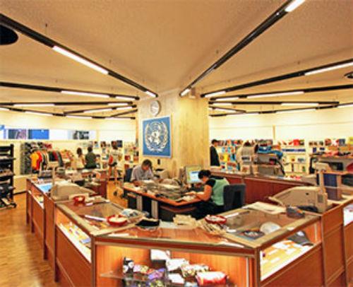 la librairie de l'ONU Genève