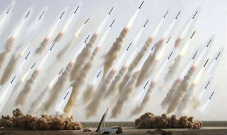 L'Iran utilise l'étoile de David comme cible pour tester ses missiles