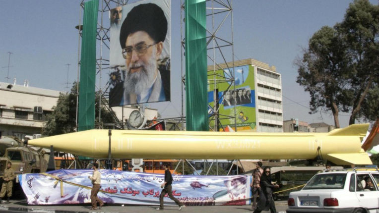Nucléaire iranien : l'Iran met en garde contre un «chaos mondial» si Trump remet en cause l'accord