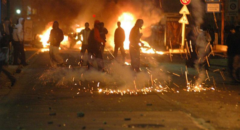 La France sauvage: les 56 « Quartiers sensibles de non-droit »