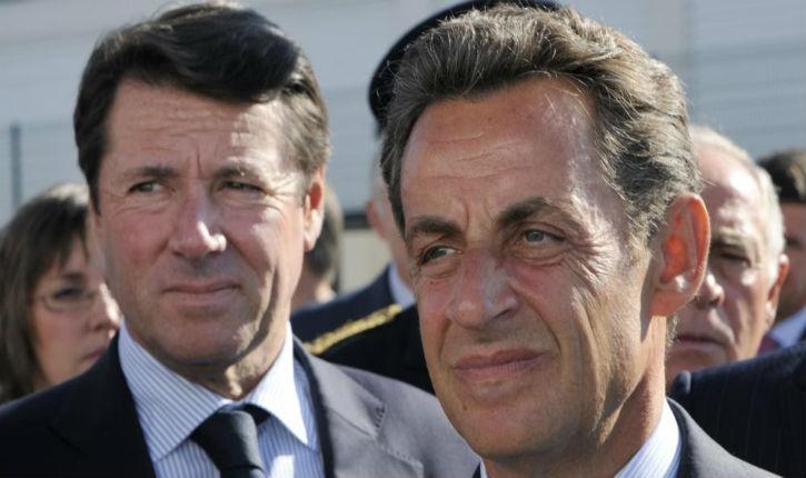 «Cinquièmes colonnes» de «l'islamo-fascisme»: Nicolas Sarkozy soutient Christian Estrosi