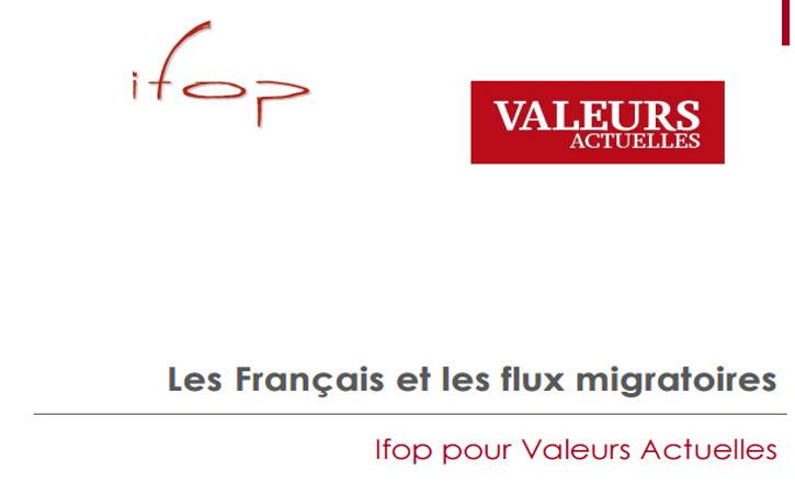 Sondage: 68 % des français opposés à l'accueil en France de migrants africains, 71 % favorables à la suspension des accords de Schengen