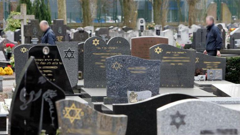 Lille : Au moins 8 tombes juives profanées