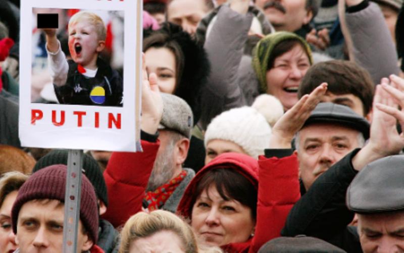 L'Ukraine au bord du gouffre