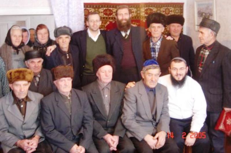 Judaïsants de Russie : chrétiens ou juifs? par Jean-Paul Fhima