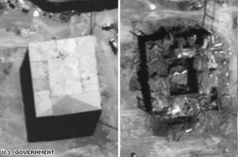 L'Etat islamique prospecte le site nucléaire syrien détruit par Israël
