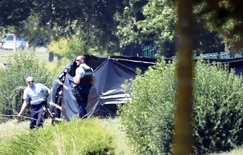 [Vidéo] – Attentat en France: L'interview de l'épouse de Yassin Salhi l'auteur présumé