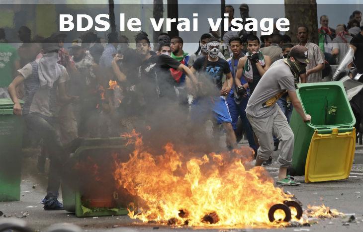 Europe Israël s'insurge contre la réunion de propagande islamo-palestiniene prévue ce soir à la Mairie du 14ème à Paris