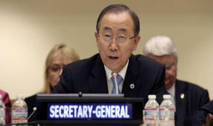 Le secrétaire général de l'ONU, Ban ki-Moon présente ses excuses à Israel !