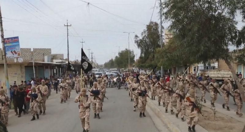 Une vidéo de l'Etat islamique présente l'entraînement militaire d'enfants et de jeunes adultes