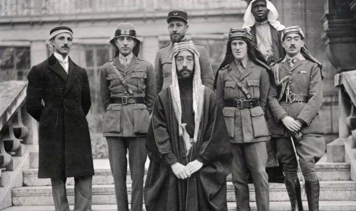 Accord Fayçal-Weizmann 1919