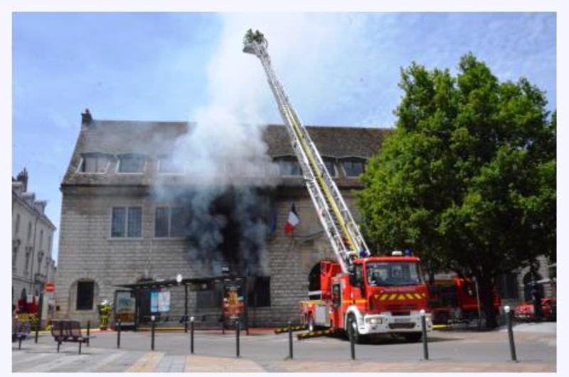 Incendie de Besançon : le ras le bol des français.