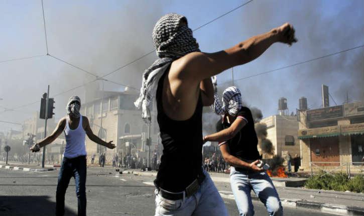 Judée Samarie : 70 randonneurs israéliens violemment agressés par des jets de pierres