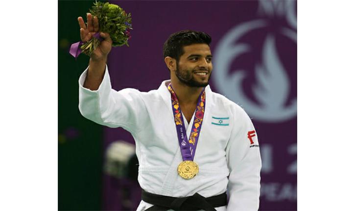 Sagi Moki a remporté la médaille d'or, ainsi que Ori Sasson la médaille d'argent du championnat d'Europe de judo