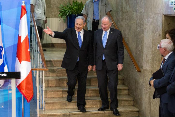 Netanyahu « l'Union des Etudiants britanniques refuse de proscrire l'Etat islamique et préfère s'en prendre à Israël. Cela nous montre ce qu'est BDS »