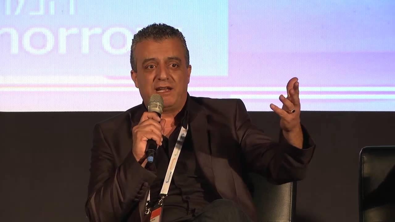 Norman Issa, un des rares comédiens israeliens à choisir le camp du terrorisme.