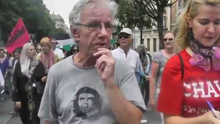 Un boycotteur anti-israélien, Pierre Stambul, interpellé par le RAID à Marseille.