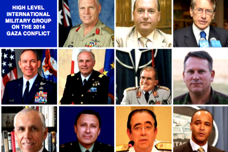 Mission sur le conflit de Gaza de 2014 : «Israël a non seulement atteint mais dépassé de manière significative les normes juridiques internationales».