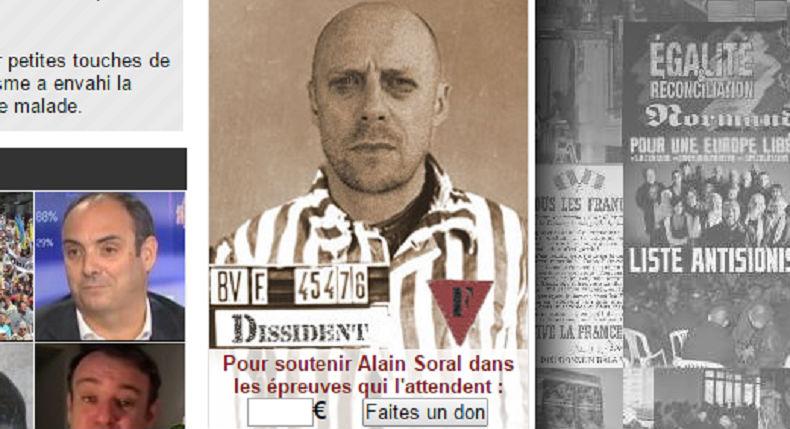 Justice : les appels aux dons pour payer des amendes de l'antisémite Alain Soral sont illégaux
