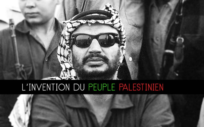 """[Vidéo] Quand Arafat avouait que «Le peuple """"Palestinien"""" a été inventé pour détruire Israël»"""