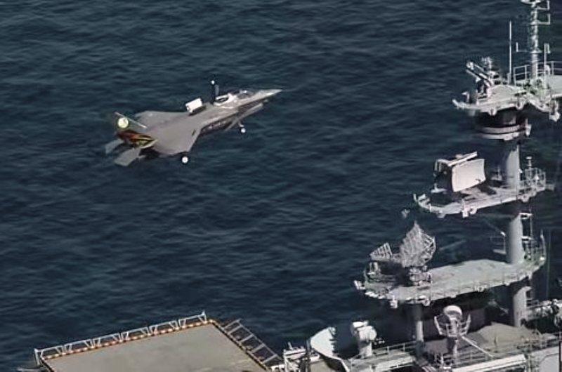 [Vidéo] – Des améliorations sur le F-35 permettraient plus facilement à Israël d'attaquer l'Iran.