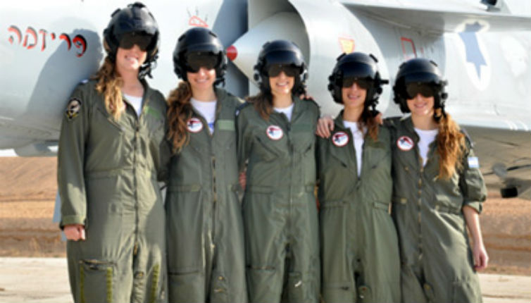 Une première femme israélienne bientôt dans l'espace