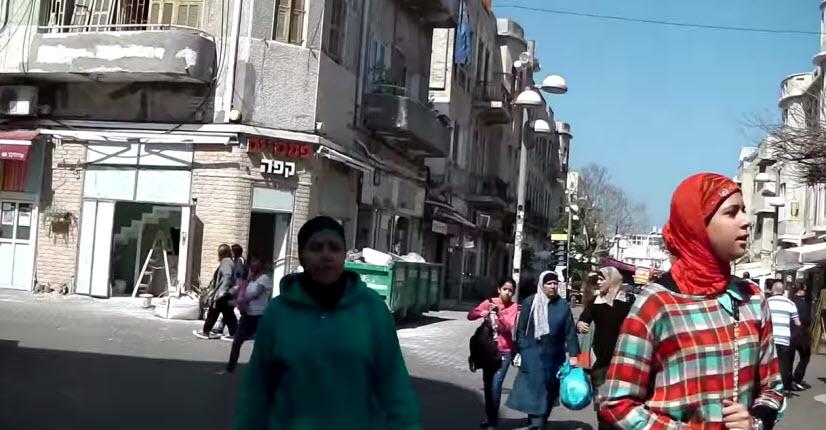 [Vidéo] Israël Etat d'apartheid ? 10 heures de marche en Israël avec des femmes musulmanes en hijab