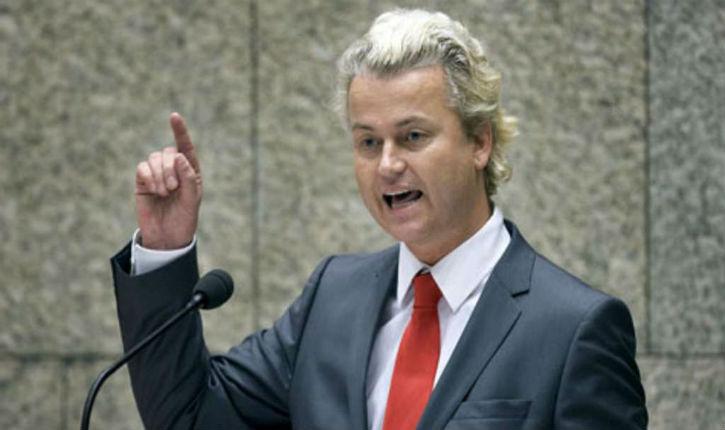 Geert Wilders sur la liberté d'expression