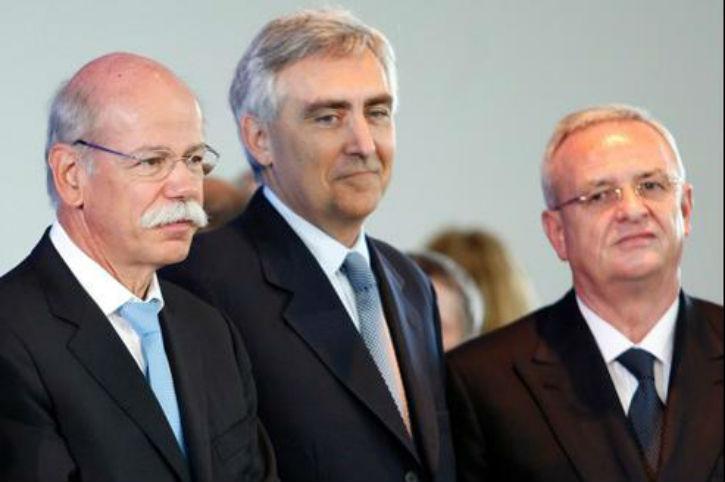 Les grands patrons Allemands seront en Israël pour fêter la coopération économique: BMW, Bosch, Deutsche Bank, Deutsche Telekom, Merck & Co., Mercedes-Benz, Lufthansa seront là