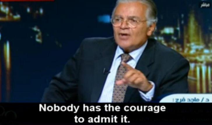 L'historien égyptien Maged Farag soutient la normalisation avec Israël : « Depuis 70 ans, la cause palestinienne n'a rien apporté à l'Egypte et aux Égyptiens si ce n'est du tort, des dommages et des dépenses. Nous devons penser à nos intérêts»