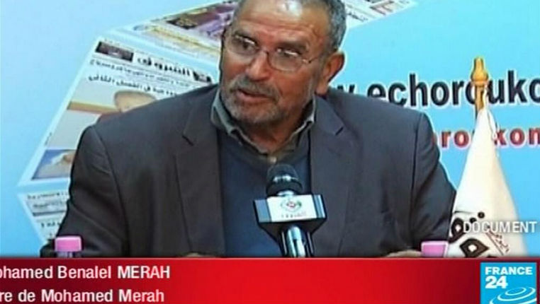 France: le père du terroriste islamiste Mohamed Merah expulsé vers l'Algérie