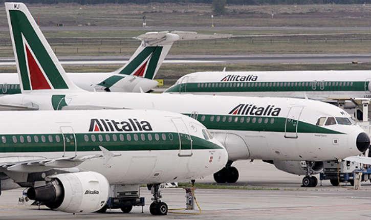 Israël : Un pilote italien de la compagnie Alitalia a crée un incident à l'aéroport Ben Gourion