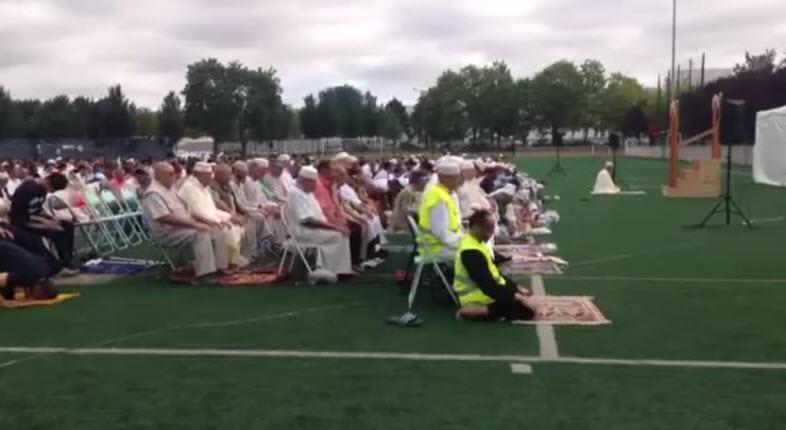 Fin du Ramadan à Amiens : « l'islam a toute sa place dans la République »