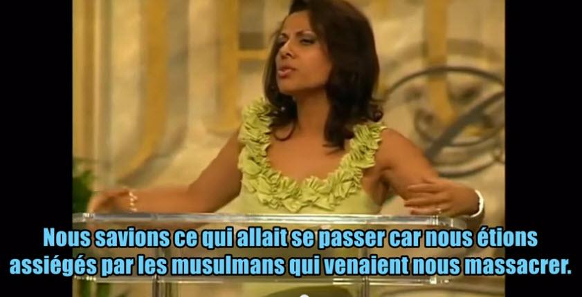 [Vidéo] Brigitte Gabriel, Libanaise chrétienne, raconte comment les islamistes ont détruit le Liban : «Les musulmans voulaient nous massacrer. Israël est venu nous sauver»