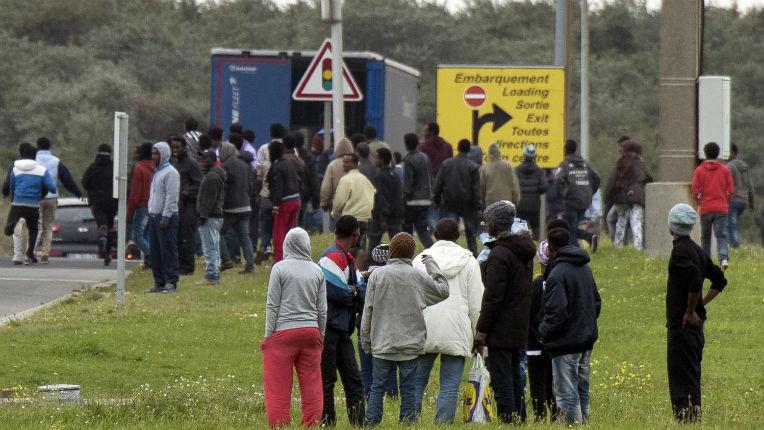 Londres juge «profondément inquiétant» le nombre de migrants traversant la Manche