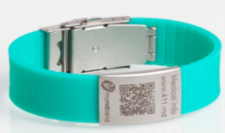 La start-up israélienne MyMDband, innove avec un bracelet médical en permanence sur le patient