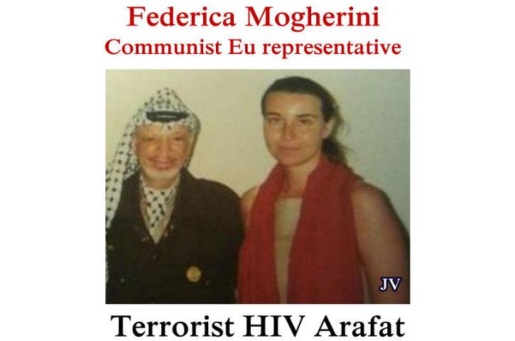 Lettre à Federica Mogherini, Haute représentante de l'Union européenne