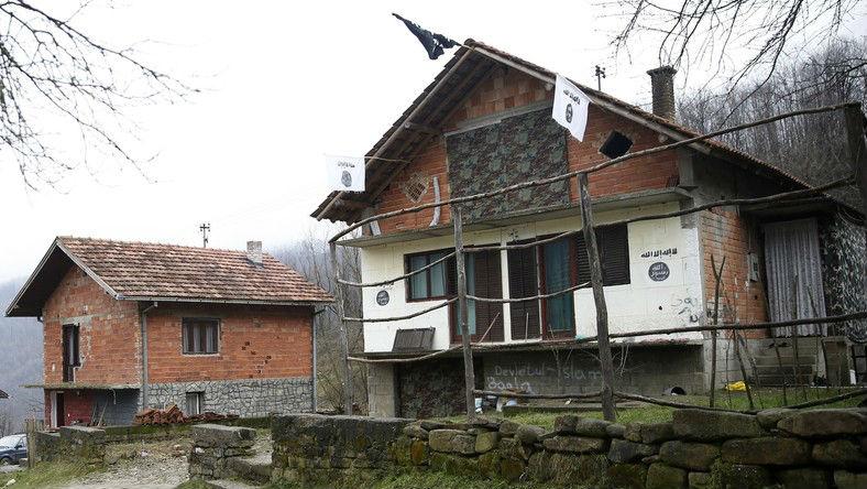 Un bastion de l'Etat islamique découvert dans un petit village bosniaque, au cœur de l'Europe