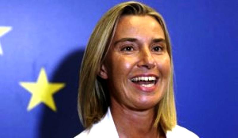 """La ministre des affaires étrangères et de la sécurité de l'UE : """"L'islam est une victime…..L'islam politique devrait faire partie du paysage"""" de l'Europe."""