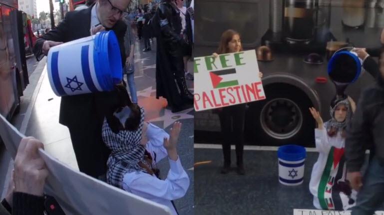La vidéo antisémite qui circule sur les réseaux sociaux arabes «Gaza blood», le sceau de sang