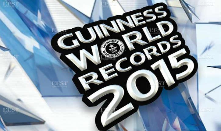 L'organisation du Livre Guinness des records, boycott Israël l'estimant «trop dangereux»