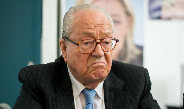 Union européenne : le Parlement réclame 320 000 euros à Jean-Marie Le Pen