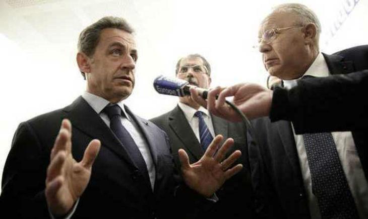 Nicolas Sarkozy rompt le jeûne à la mosquée de Paris avec l'UOIF ce mardi soir