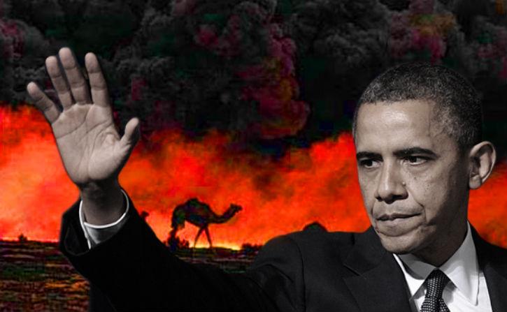 Obama ou comment verser de l'huile sur le brasier islamique