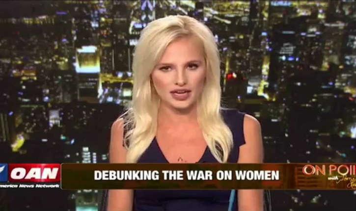 Etats-Unis: La présentatrice Tomi Lahren, a critiqué Obama expliquant qu'il «ne valait pas un temps d'antenne»