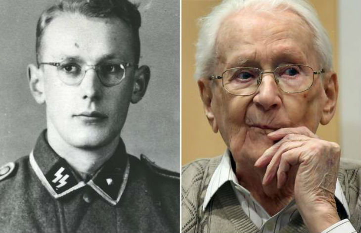 Allemagne : Oskar Gröning, ancien SS et «comptable d'Auschwitz» est mort