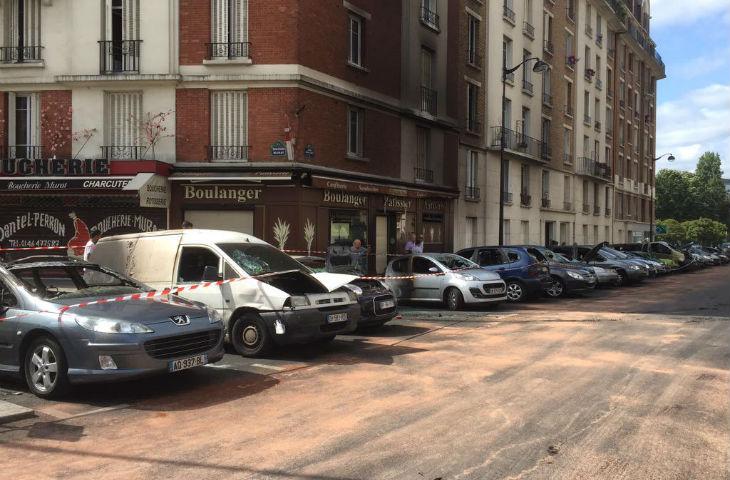 vidéo] paris 14 juillet : une vingtaine de voitures brulées dans le