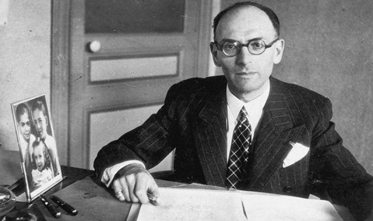 Raymond Raoul Lambert patron de l'Union Générale des Israélites de France : « un lâche et un traître ! » 1941-1943
