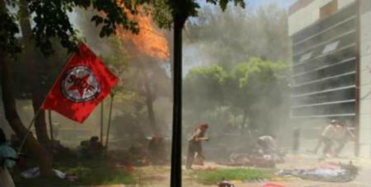 Turquie: au moins 30 morts après un attentat suicide près de la frontière attribué à l'Etat islamique