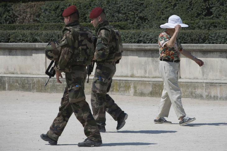 Valence (26) : des policiers et militaires caillassés après une mission de surveillance d'une mosquée